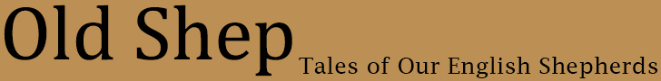 The Book of Ole Shep - Tales of Our English Shepherds